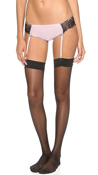 The Little Bra Company Stephanie Garter Panties