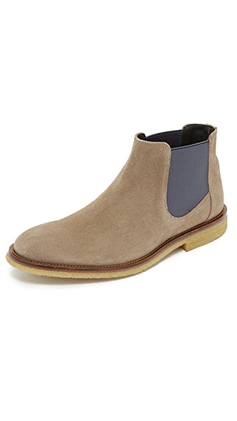 To Boot New York Briggs Suede Chelsea Boots