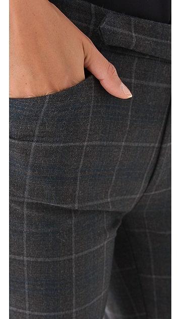 Tocca Jed Plaid Suit Pants