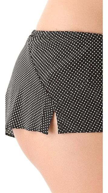 Tocca Polka Dot Tap Shorts