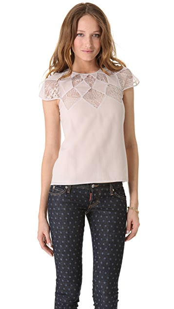 Tocca Diamond Blouse