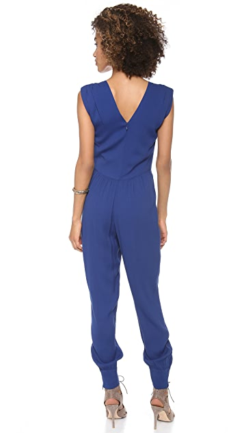 Tocca Sleeveless Jumpsuit