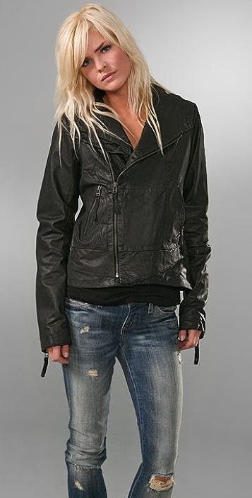 Tony Cohen Motorcycle Jacket