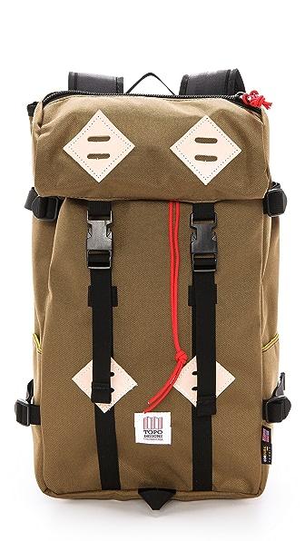 Topo Designs Klettersack Backpack