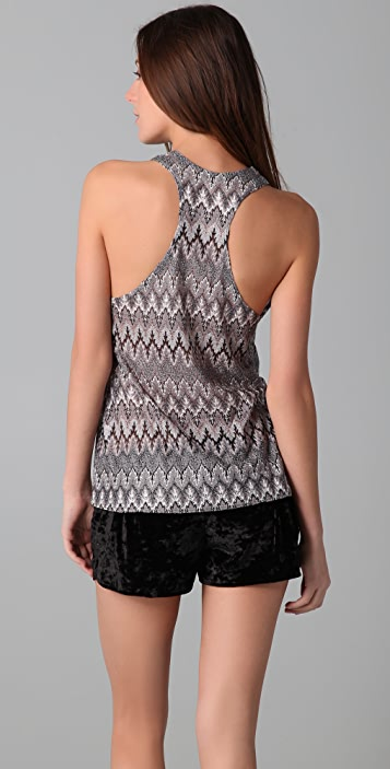 Top Secret Fire and Ice Camisole