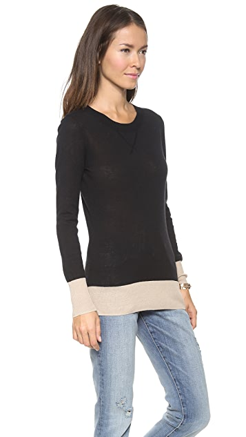 Top Secret Boca Long Sleeve Top