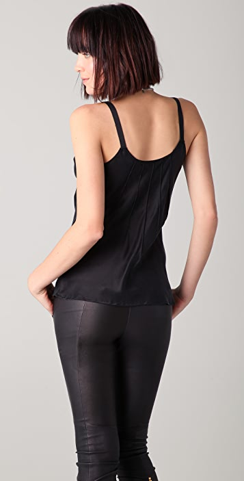 Burning Torch Waiting Hours Camisole