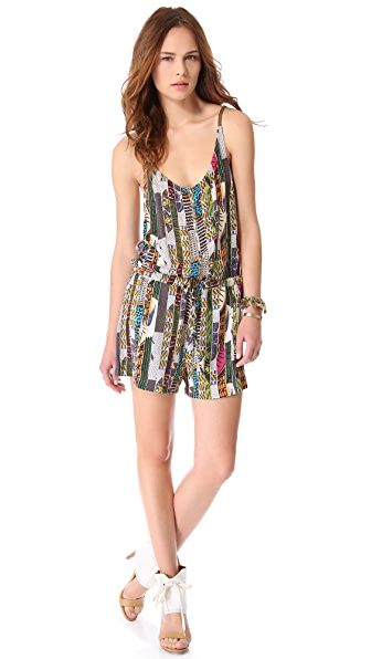 Burning Torch Ashanti Romper