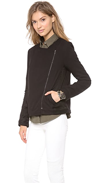 Burning Torch Black Sun Jacket