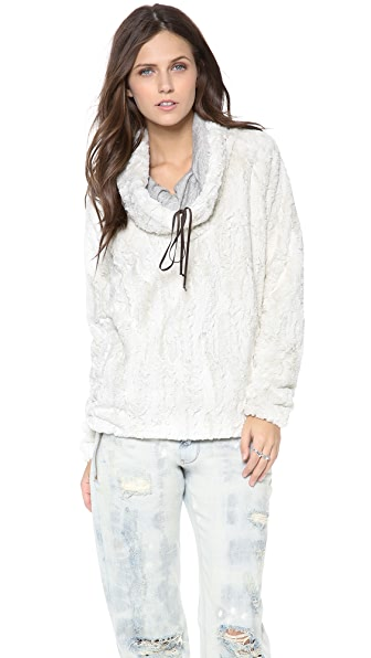 Burning Torch Davos Turtleneck Sweater