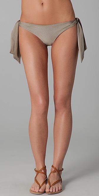 Tori Praver Swimwear Dusty Bikini Bottoms