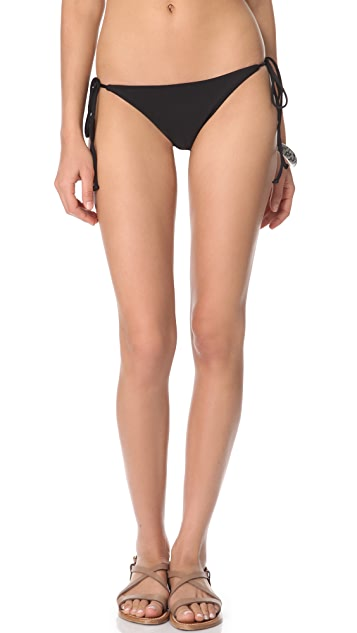 Tori Praver Swimwear Sage Bikini Bottoms