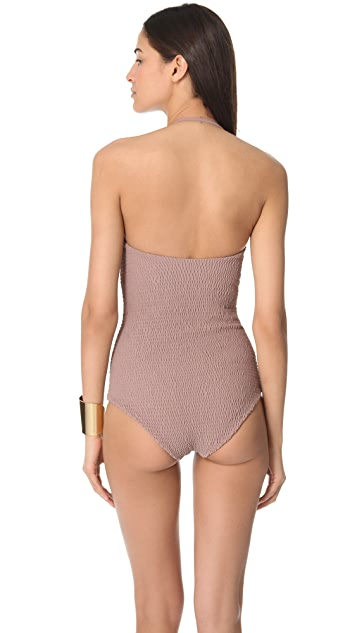 Tori Praver Swimwear Lucy One Piece Swimsuit