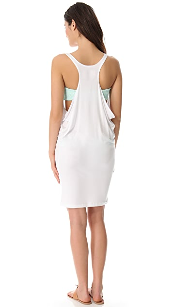 Tori Praver Swimwear Classic Cover Up Dress