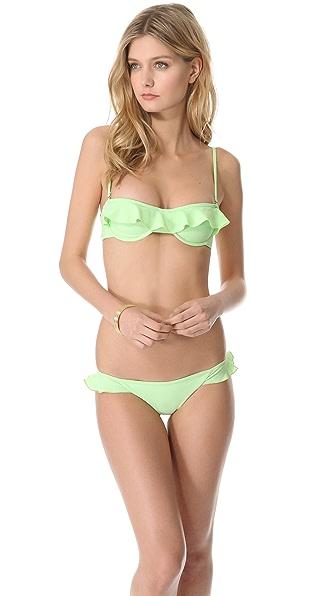 Tori Praver Swimwear Cabazon Bikini Top