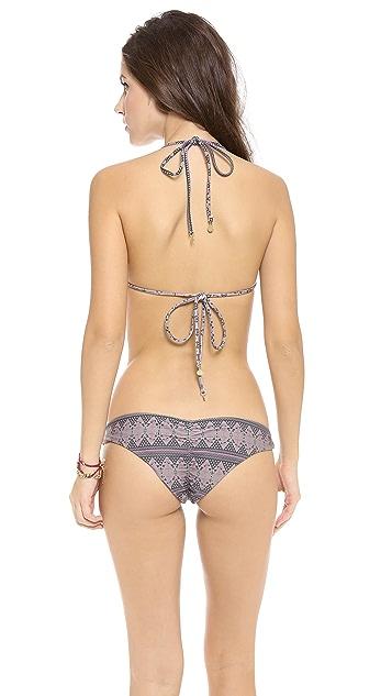 Tori Praver Swimwear Kalani Reversible Bikini Top