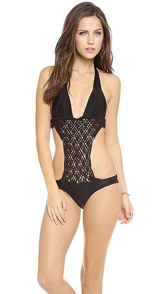 Tori Praver Swimwear Cabrillo One Piece Swimsuit