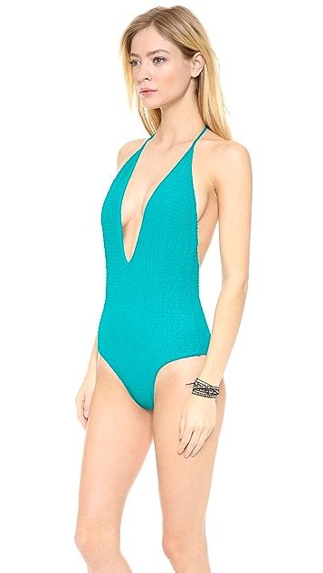 Tori Praver Swimwear Kelly One Piece Swimsuit
