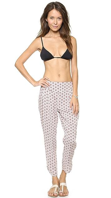 Tori Praver Swimwear Ashwood Pants