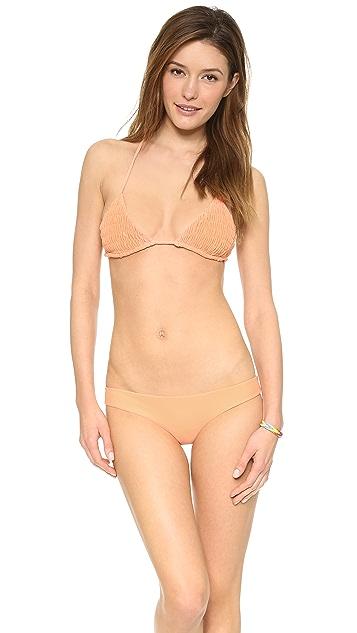 Tori Praver Swimwear Kalani Bikini Top