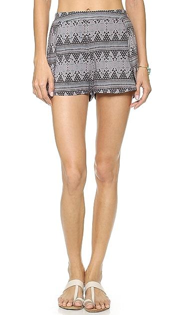 Tori Praver Swimwear Boise Shorts