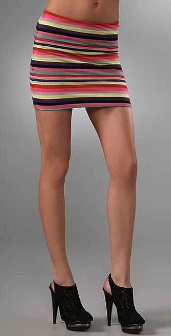 Torn by Ronny Kobo Astrid Miniskirt