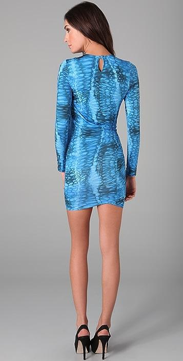 Torn by Ronny Kobo Melanie Twisted Dress