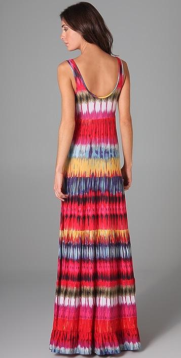 Torn by Ronny Kobo Emma Long Dress