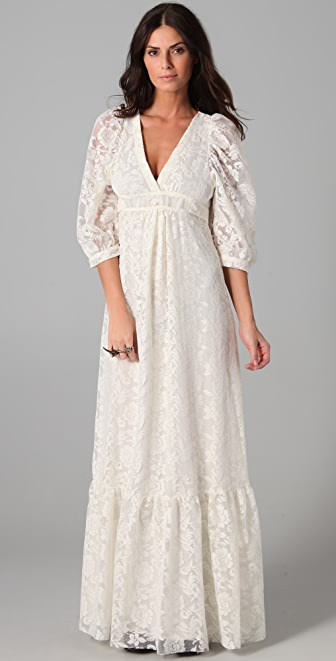 Torn by Ronny Kobo Mabel Lace Dress