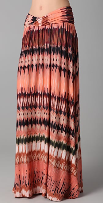 Torn by Ronny Kobo Jayla Maxi Skirt
