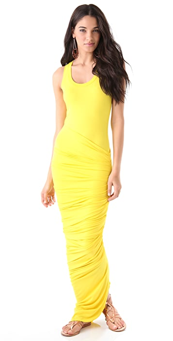 Torn by Ronny Kobo London Draped Dress