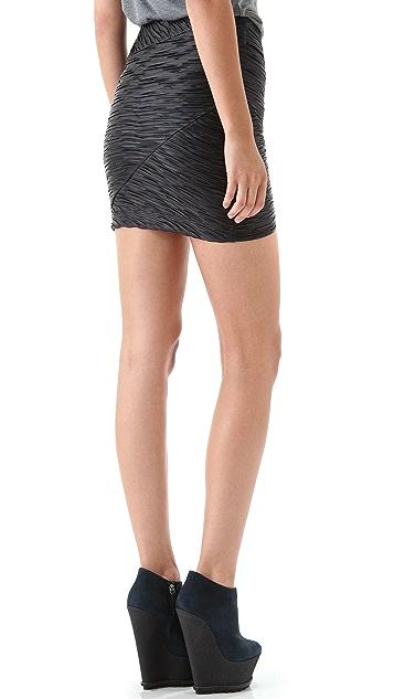 Torn by Ronny Kobo Casey Pleated Skirt