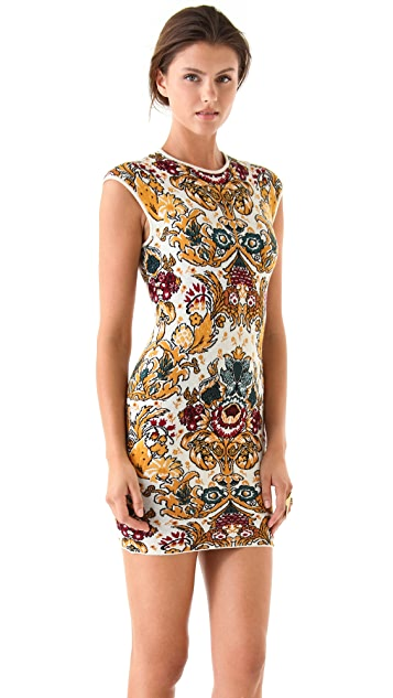 Torn by Ronny Kobo Victoria Parisian Folklore Dress