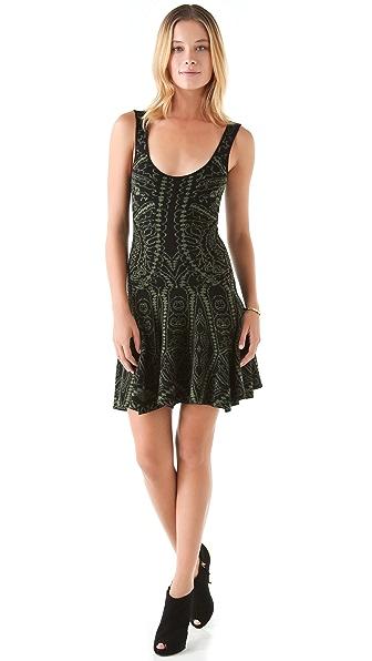 Torn by Ronny Kobo Linda Sweater Dress