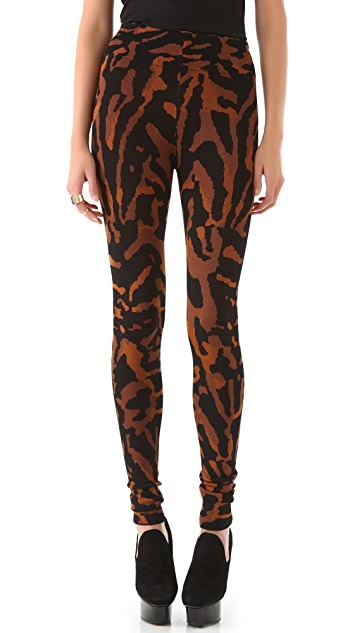 Torn by Ronny Kobo Andrea Knit Trousers