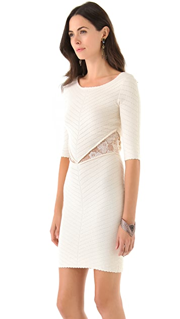 Torn by Ronny Kobo Cynthia Knit Dress