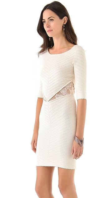 Torn by Ronny Kobo Cynthia Knit Dress