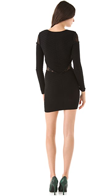 Torn by Ronny Kobo Holly Knit Dress