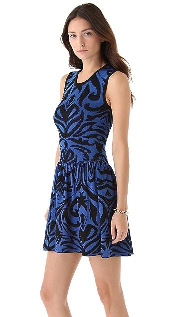 Torn by Ronny Kobo Christina Baroque Dress