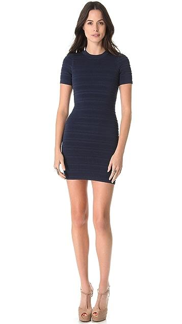 Torn by Ronny Kobo Candela Mini Dress