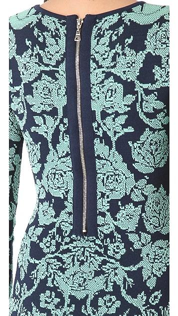 Torn by Ronny Kobo Emma Doves Dress