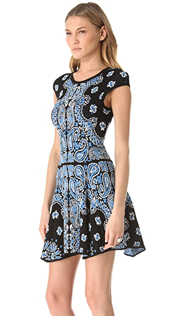 Torn by Ronny Kobo Virginia Bandana Dress