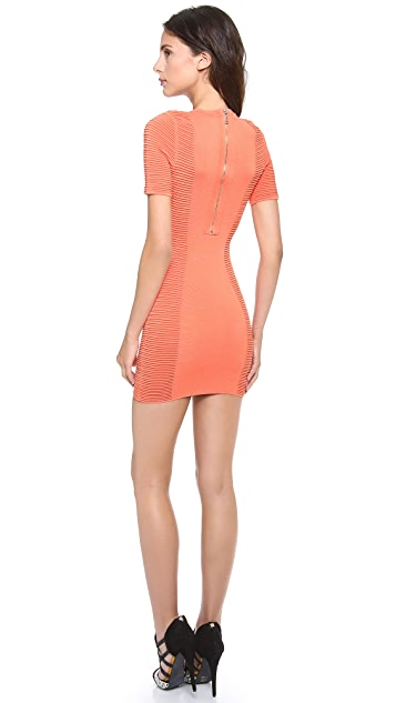Torn by Ronny Kobo Ruth Ottoman Dress