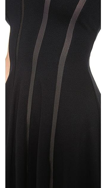 Torn by Ronny Kobo Delilah Mesh Dress