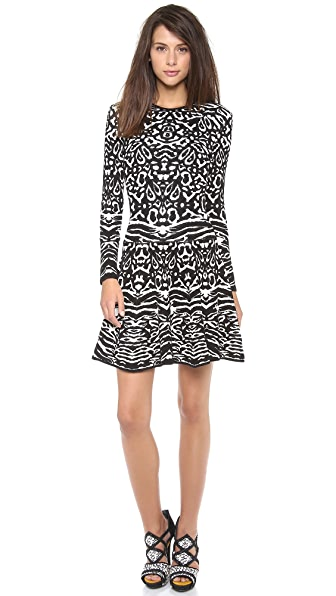 Torn by Ronny Kobo Feline Maya Dress