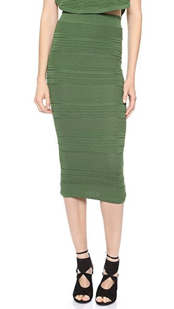 Torn by Ronny Kobo Ronny Skirt Classic