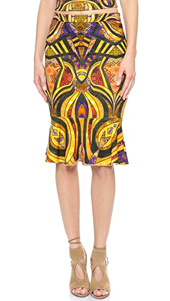 Torn by Ronny Kobo Paris Skirt