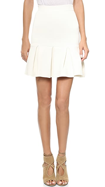 Torn by Ronny Kobo Orlie Milano Skirt