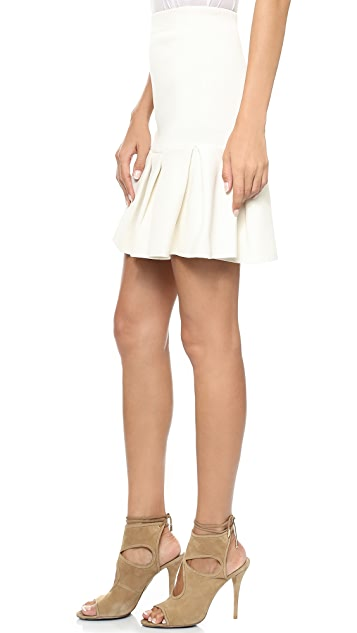 Torn by Ronny Kobo Orlie Milano Skirt