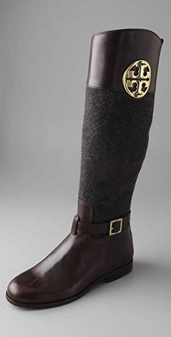 Tory Burch Patterson Riding Boots